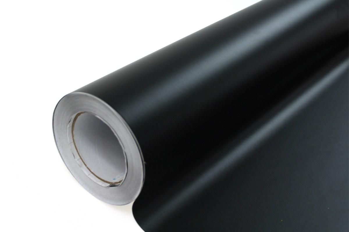 Folia Wrap Black Matt 1,52X30m - GRUBYGARAGE - Sklep Tuningowy
